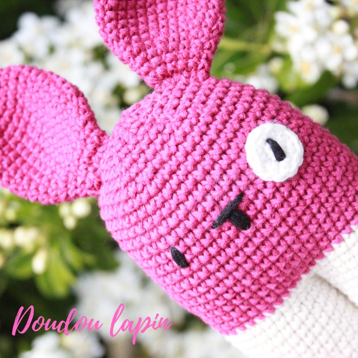 Tutoriel Lapin de printemps 🌸🐰 - Cat's Créa Crochet | 700x700